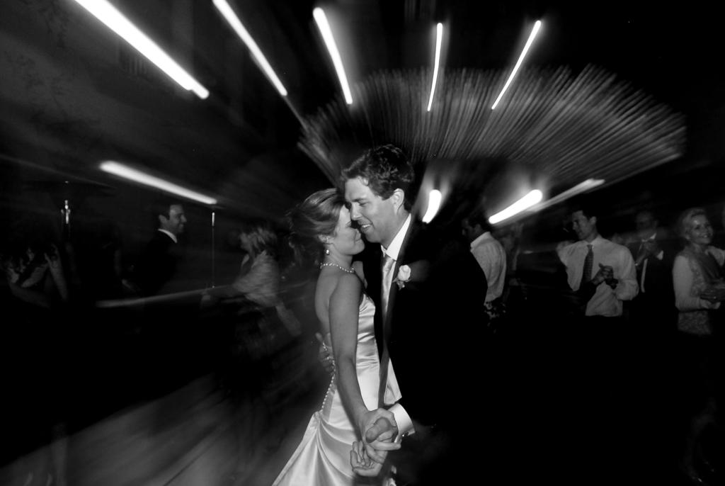 La primera baila